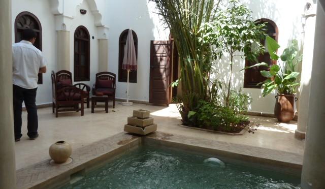 Qu es un riad riads en marruecos - Casas marroquies ...