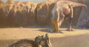 """Dinosaurio """"Ojo de Sauron"""" descubierto en Marruecos"""