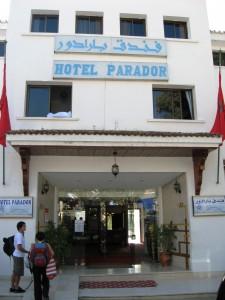 HOTEL PARADOR CHEFCHAOUEN MARRUECOS 36