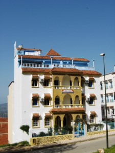 HOTEL TAREK CHEFCHAOUEN MARRUECOS 01