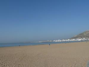 Vacaciones de verano en Marruecos. Agadir
