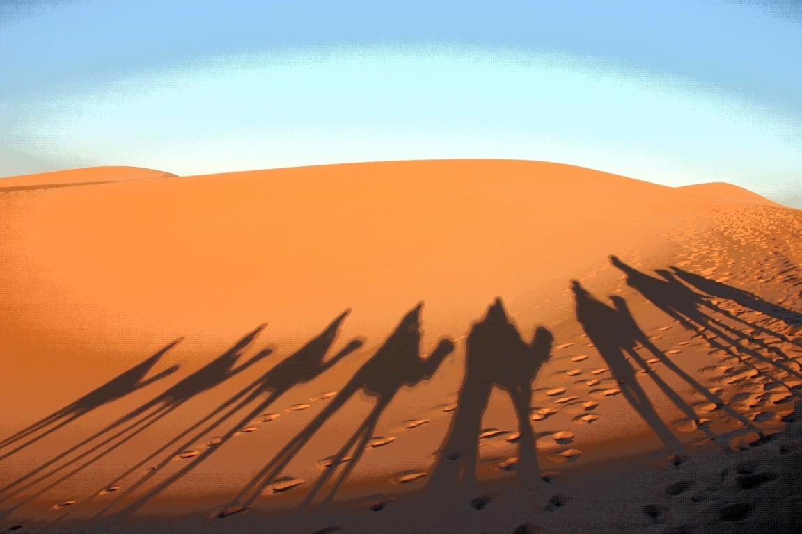 MerzougaDescubre el desierto del Sahara