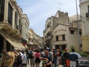Donde comer en Tanger