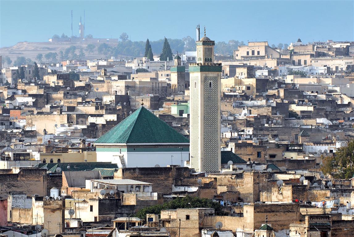 Fez tiene la medina más grande de MarruecosSumérgete en la medina