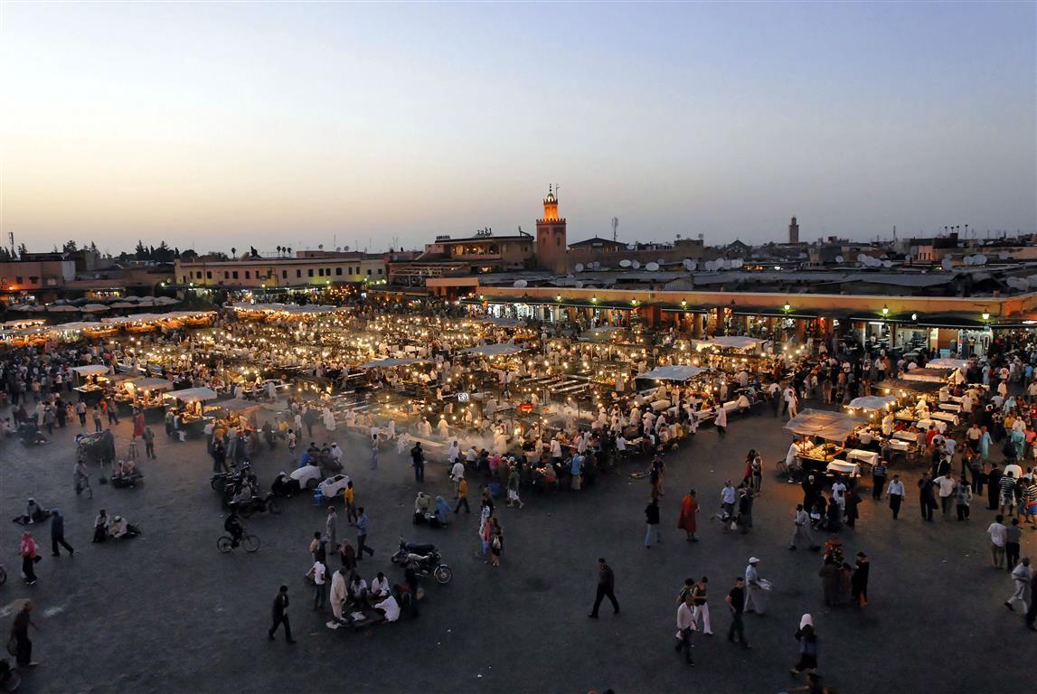 MarrakechDescubre Marruecos