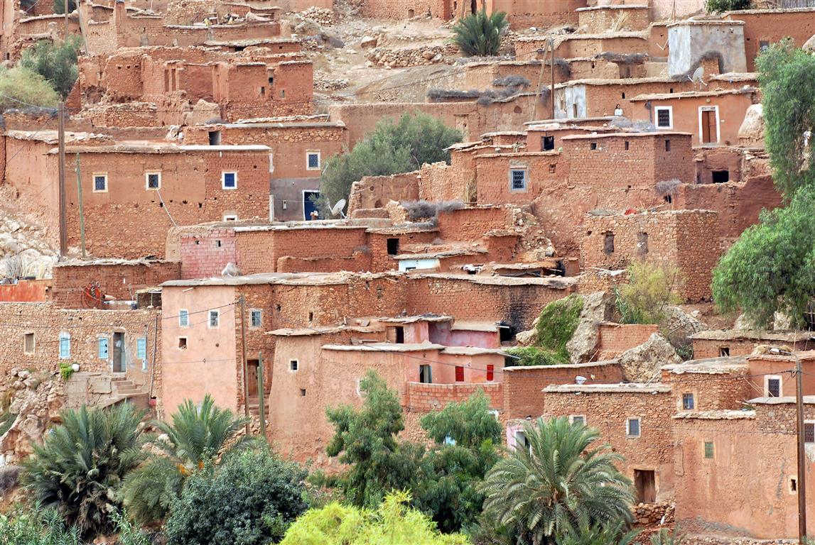 Explora la naturaleza en las montañas de MarruecosDescubre el Atlas