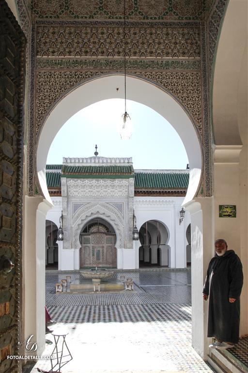 Biblioteca Al Qarawiyyin Fez