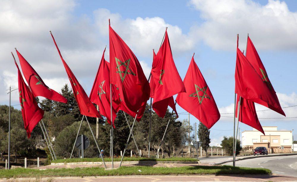 Quã Simboliza La Bandera De Marruecos Blog Especializado En Marruecos