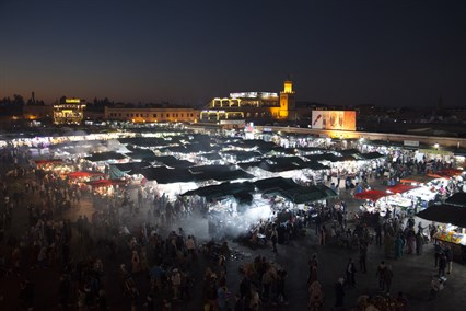 Plaza Marrakech
