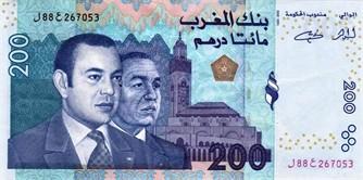 Cambio De Moneda En Marruecos A Dirham