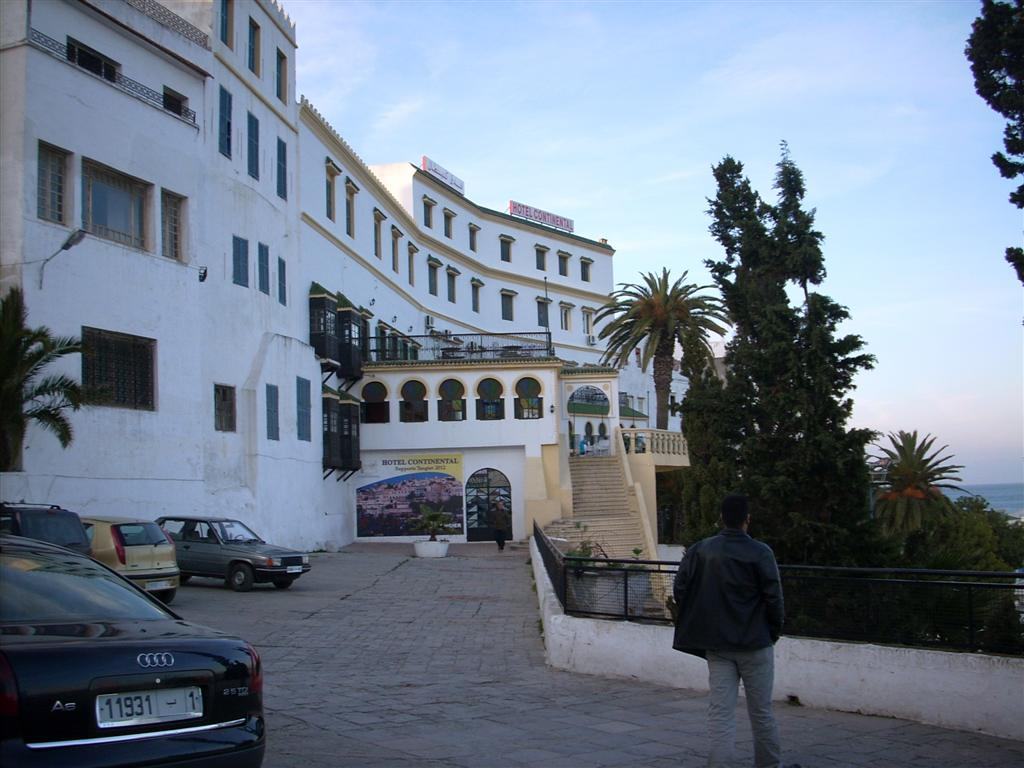 hotel continental tanger: